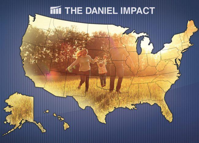 THE DANIEL IMPACT