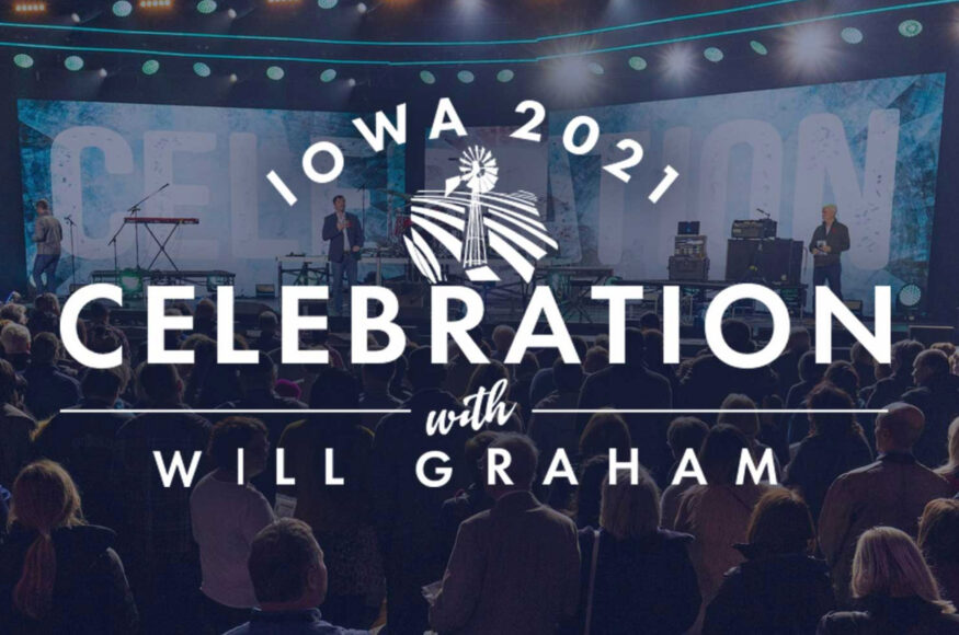 The Iowa Celebration October & Will Graham